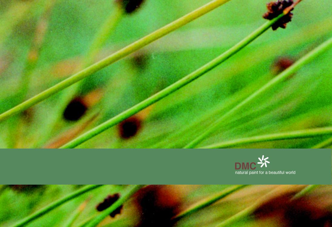 DMC Natural Paint Brochure